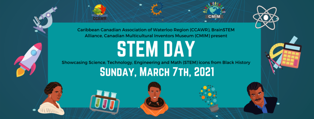March 7th STEM Day Banner